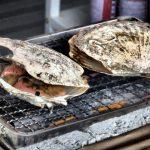殻付きホタテ貝の焼き方!余ったときの保存方法は?冷凍できる?