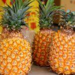 甘くておいしいパイナップルの選び方は?食べ頃はいつ?